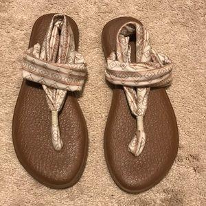 Sanuk Sling Flat Sandal